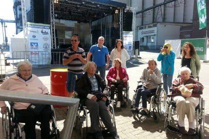 Besuch der Heiligenhafener Hafenfesttage 2017