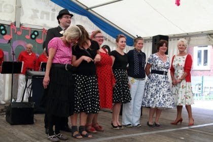 Ein unvergessliches Sommerfest bei Cura in Emden.