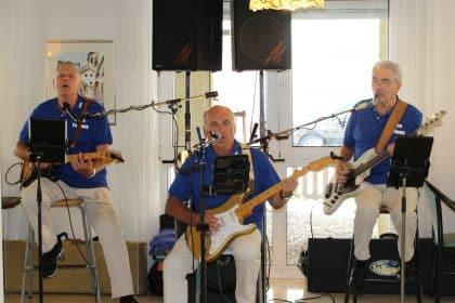 """Let´s start a Band"" – ""The Fellows"" zu Gast im Maternus Seniorencentrum Bonifatius"