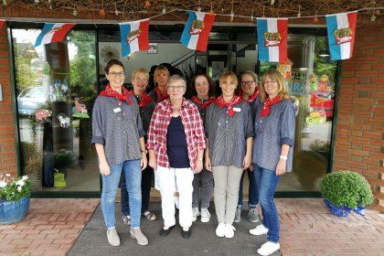 Sommerfest im CURA Seniorencentrum Hohenwestedt