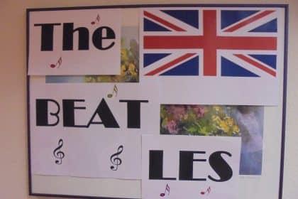 Maximilianstift-Grillfest im Beatles-Takt