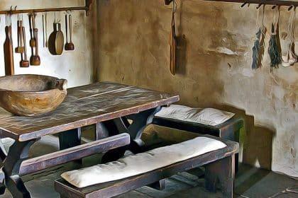 Alte Eifeler Küche