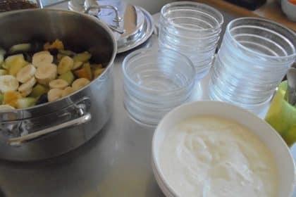 Gesundes Frühstück zum Welternährungstag am 16.10.2017