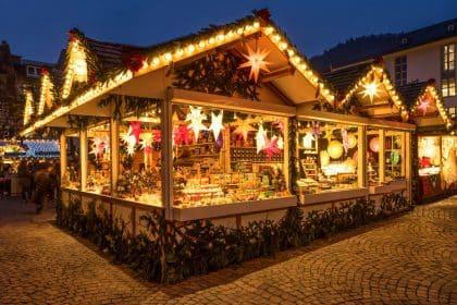 Herzliche Einladung zu unserem Weihnachtsmarkt in Schönheide