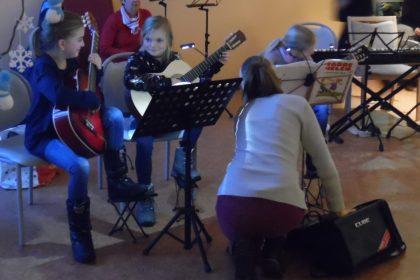 Musik verbindet Jung und Alt