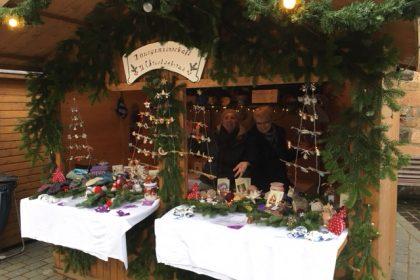 Freude auf dem Weihnachtsmarkt in Gerolstein