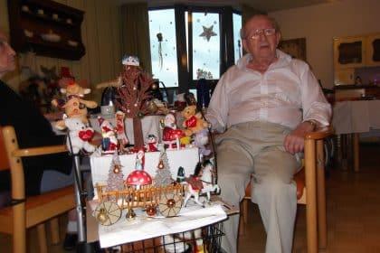 Die adventlichen Feiern beginnen im Cura Seniorencentrum Gladbeck