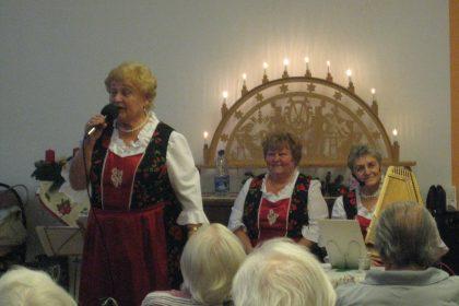 Rückblick auf die Adventszeit im CURA Seniorencentrum Stollberg
