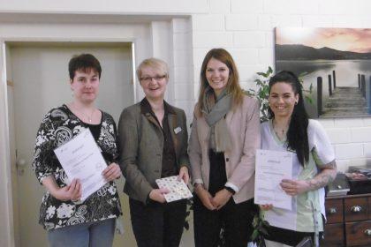 Abschluss der Weiterbildung Palliativ