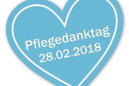 Ein Fest für die Pflege am 28.02.2018