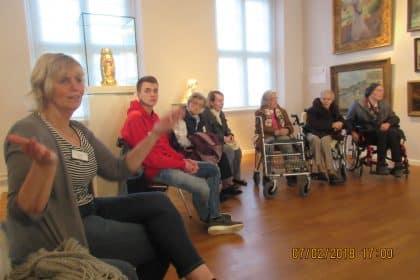 Besuch im Ludwig Nissen Museum