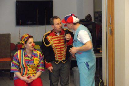 Zirkus Alessio begeisterte die Senioren!