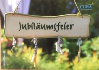 CURA Meinersdorf feiert 20- jähriges Bestehen