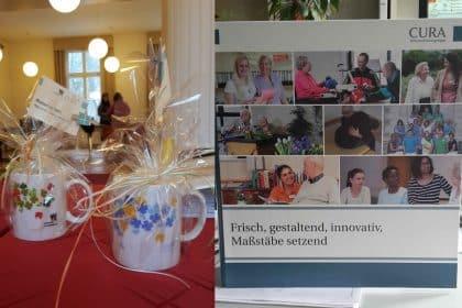Welcome Day für neue Mitarbeiter in Hannover
