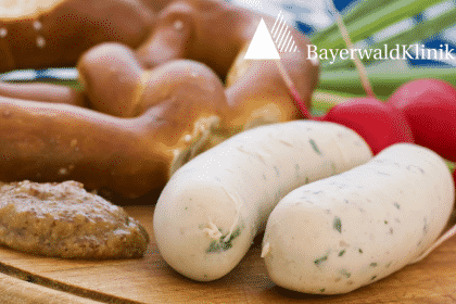 Weißwurstfrühstück in der Bayerwald-Klinik