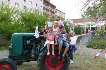 Sommerfest für große und kleine Leute