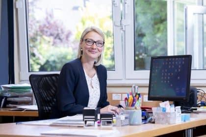 Im Interview: Ariane Marschke