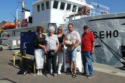 CURA Senioren auf Minikreuzfahrt!