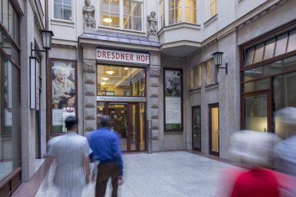 Tag der offenen Tür – den Dresdner Hof erleben