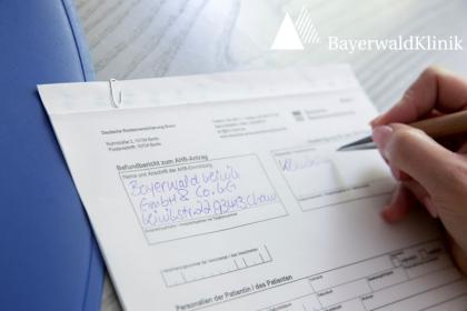 NEUER VERTRAGSPARTNER Der Bayerwald-Klinik