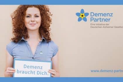 Wir sind Demenzpartner!