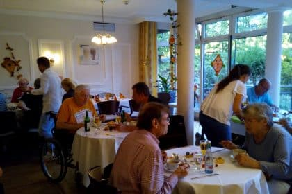 Kulinarischer Abend im Cura Gelsenkirchen
