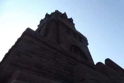Ausflug zum Völkerschlachtdenkmal