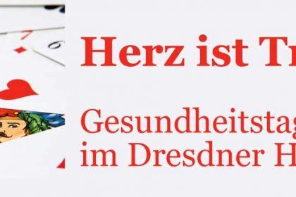 Erfahrungsbericht: Gesundheitstag im Dresdner Hof
