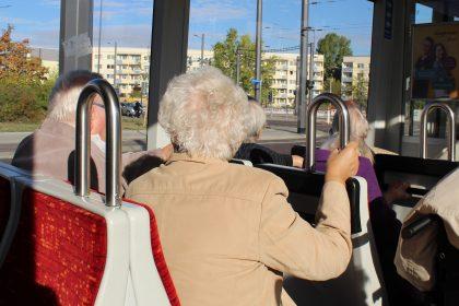Wir erkunden Halle mit der Straßenbahn
