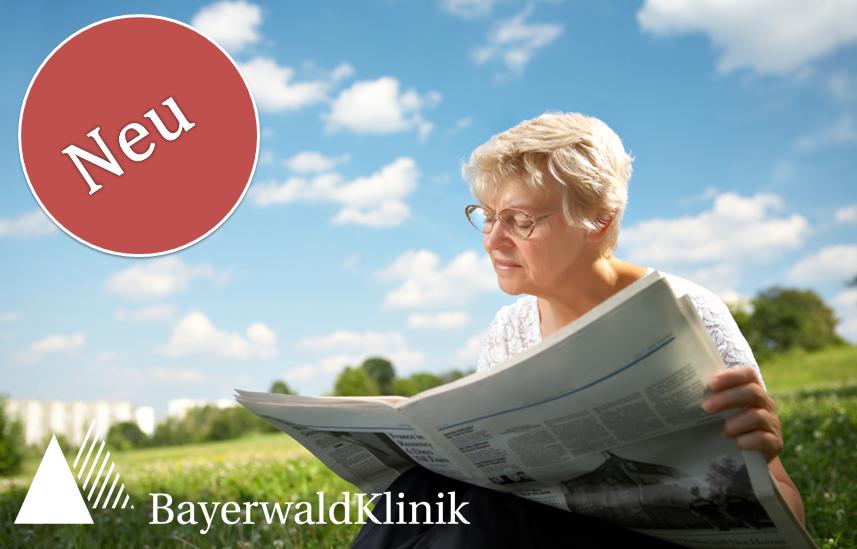 NEUE Überwachungsmonitore in der Bayerwald-Klinik