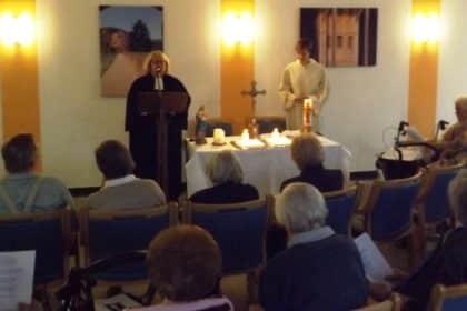 Gedenkgottesdienst – sie sind nicht vergessen