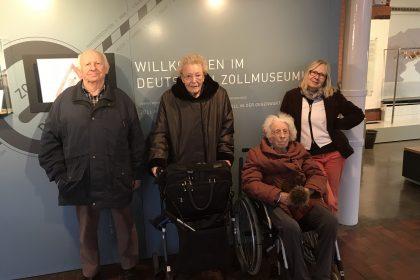Hamburger Zollamt Museum