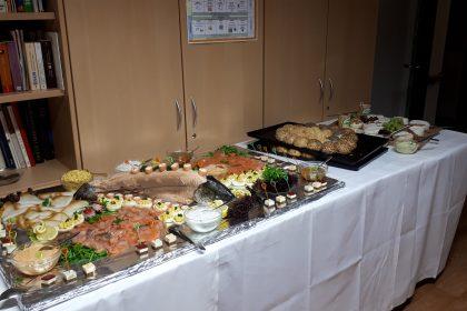 Mitarbeiterweihnachtsfeier im CURA Seniorencentrum Bad Sassendorf