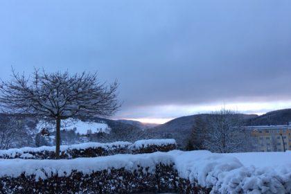 Winterimpressionen aus Klingenthal