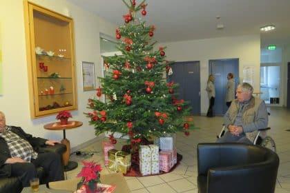 Weihnachten im Cura Seniorencentrum Gladbeck