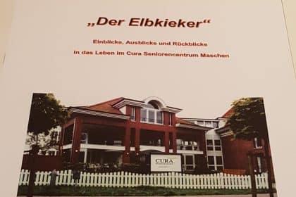 """Unsere Heimzeitung"""" Der Elbkieker"""""""