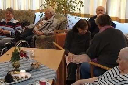 Beautytag im Cura Seniorencentrum