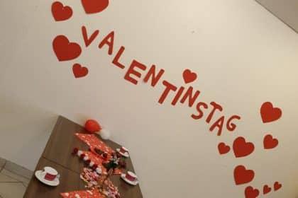 Valentinstag im Cura – Seniorencentrum Gelsenkirchen