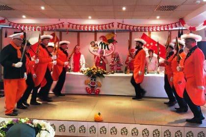 Große Karnevalssitzung im Maternus Seniorencentrum Köln-Rodenkirchen