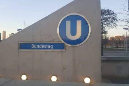 Tagesfahrt ins politische Berlin