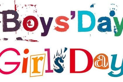 Girl's Day und Boy's Day im Cura Seniorenzentrum Halle Lutherbogen