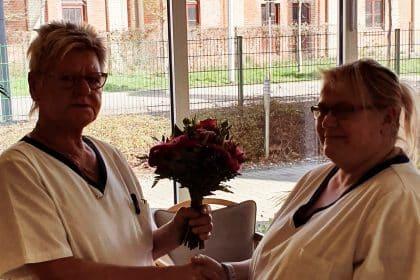 Jubiläum im Cura Seniorenzentrum Halle Lutherbogen