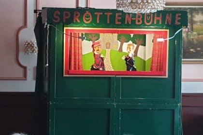 """Sprottenbühne begeistert mit """"Kasperle"""" und """"Rudi"""""""