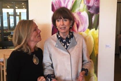 Oberbürgermeisterin Reker besucht Maternus