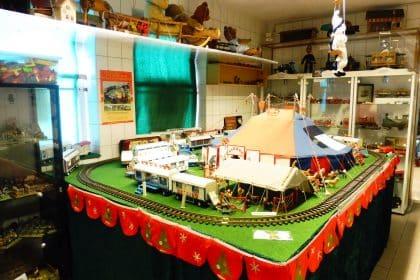 Ausflug in die Welt der Kindheit – Spielzeugmuseum Schkeuditz