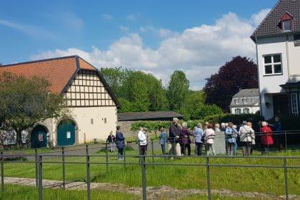 """Unsere Seniorenreise nach """"Abtei Heisterbach"""" und """"Confiserie Coppeneur"""""""