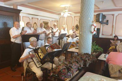 """""""Leinen los"""" – Essener Hafen-Chor unterhält uns mit maritimen Klängen"""