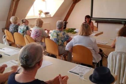 Kneipp-Vortrag zur Sommersonnenwende begeisterte das ganze Publikum