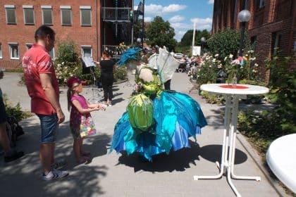"""""""So schmeckt der Sommer"""" Sommerfest im CURA Bergedorf"""