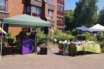 Sommerfest im Cura Seniorencentrum – Gelsenkirchen